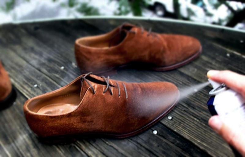 chăm sóc giày da nam - elle man 15