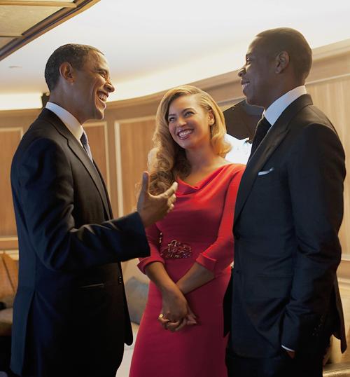 tổng thống Barack Obama - elleman 13