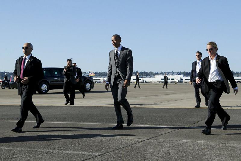 tổng thống Barack Obama - elleman 15