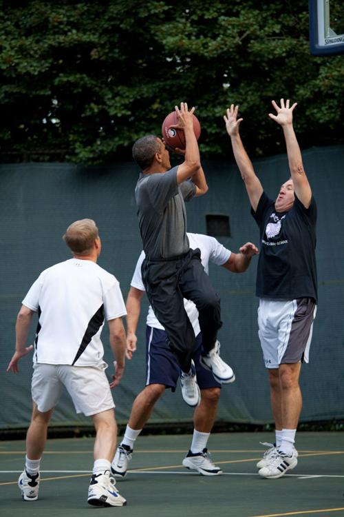 tổng thống Barack Obama - elleman 16