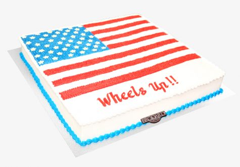 Bánh kem đặc biệt chào mừng tổng thống Barack Obama