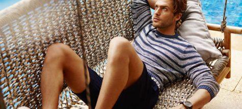 5 cách phối đồ tuyệt vời cùng quần shorts nam cho mùa Hè