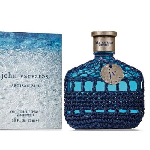 nước hoa nam Hè 2016 - John Varvatos Artisan Blu - elle man