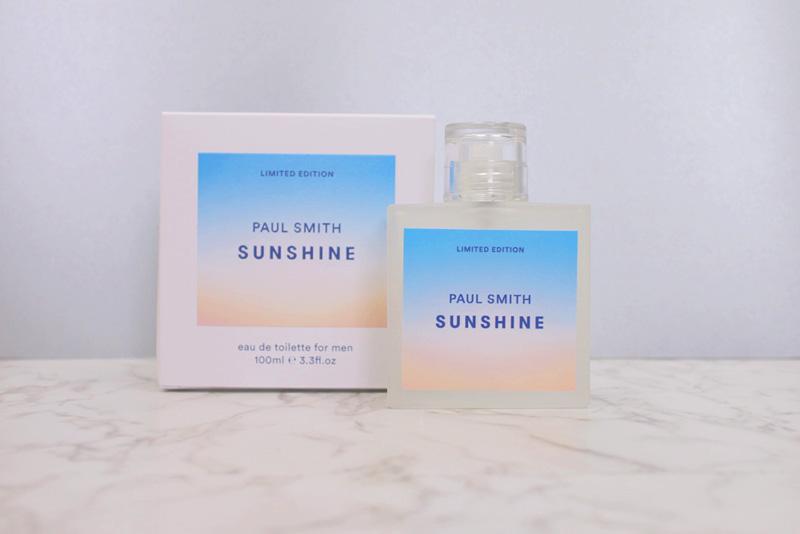 nước hoa nam Hè 2016 - Paul Smith Sunshine for Men - elle man 1