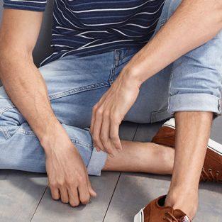 4 lưu ý diện quần jeans nam khi vào Hè