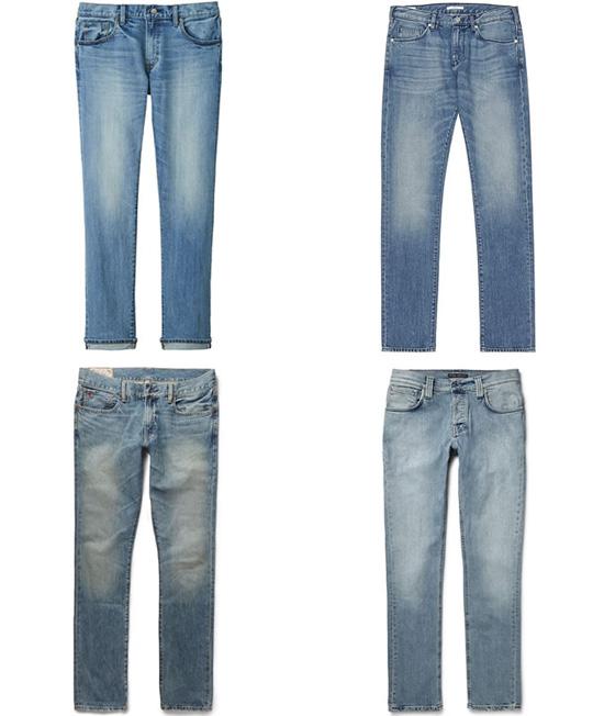 quan jeans nam - jeans raw - elle man 2