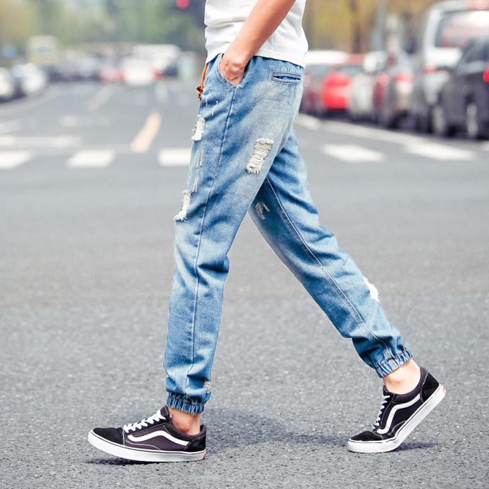 quan jeans nam - jeans raw - elle man 3