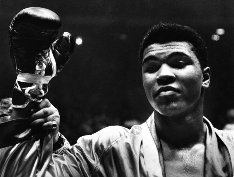 Muhammed Ali - elle man 2