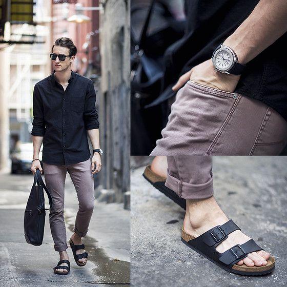 5 loại giày nam đẹp và mát cho ngày Hè oi ả