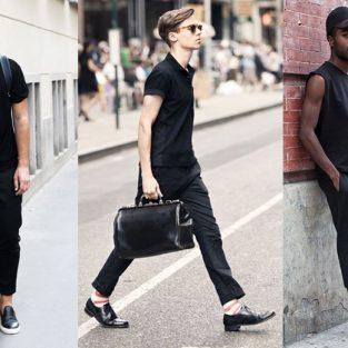 Phong cách thời trang all-black - Phối sao cho Hè thêm nhẹ?
