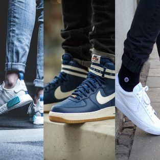 5 phong cách giày thể thao bạn nên sở hữu