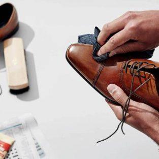 Kiến thức cơ bản cần biết khi chăm sóc giày da nam