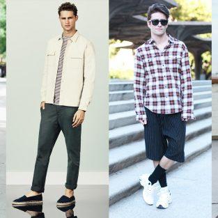 Những loại giày mùa Hè dành cho nam giới (P1)