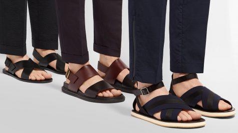 Những loại giày mùa Hè dành cho nam giới (P2)