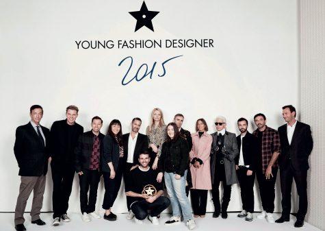 Ban giám khảo cuộc thi Young Fashion Designer của tập đoàn LVMH