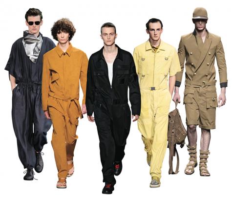 Xu hướng thời trang - Giao mùa rực rỡ