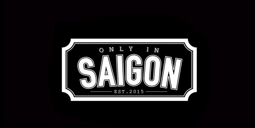 only in saigon logo - elle man