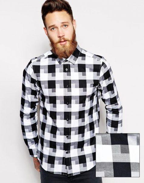 Thời trang Hè, làm chủ sắc màu trắng đen