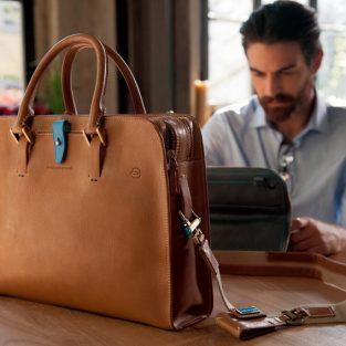 Túi xách thương hiệu Piquadro - Phong cách doanh nhân mới