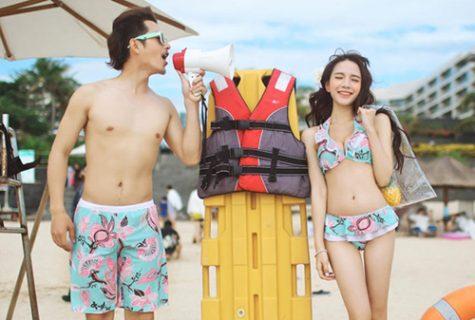 Du lịch biển với nàng, bạn nên mang gì?