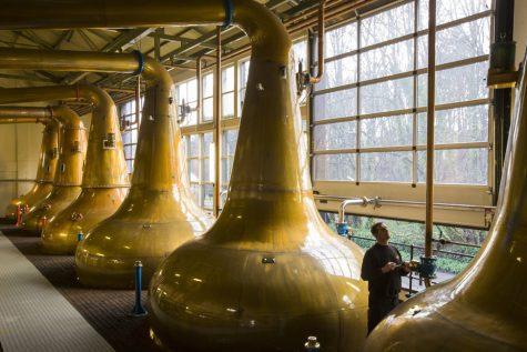 Nhà chưng cất Glen Ord vẫn đảm bảo sản phẩm luôn đạt được chất lượng và hương vị tuyệt hảo qua hàng trăm năm