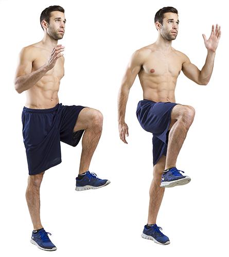 Sở hữu thân hình 6 múi nhanh nhất mà không cần dụng cụ thể hình!