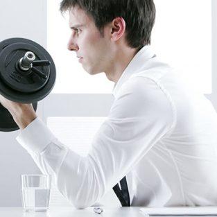 Tập thể dục nhẹ nhàng cho người bận rộn
