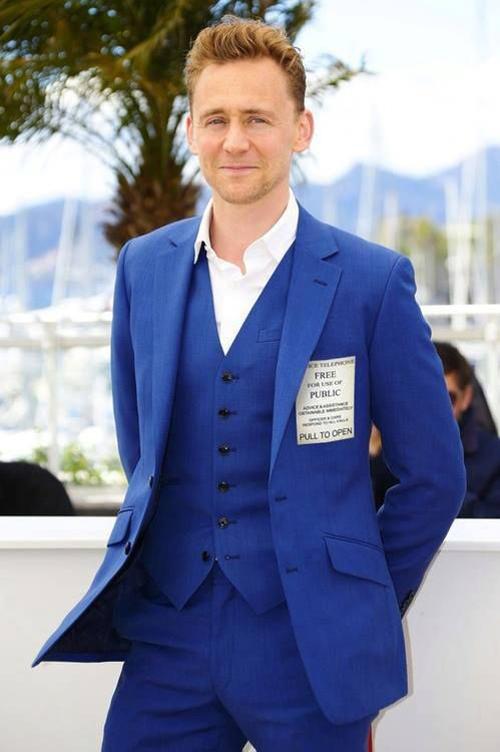 Học được gì từ phong cách suit của Tom Hiddleston?