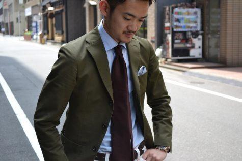 """Suit nam màu xanh lá cây - """"Gia vị"""" mới cho phong cách phái mạnh"""