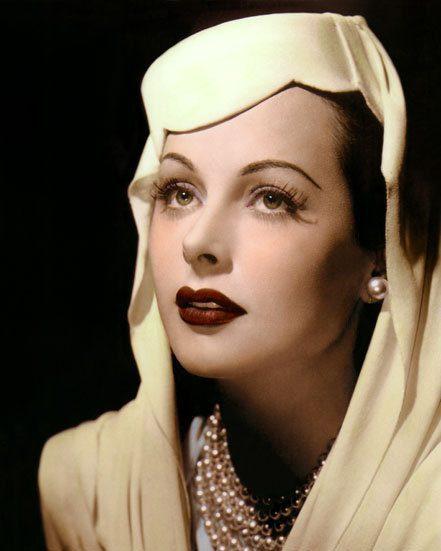 Ngoi sao Hollywood la nhung nha phat minh - Hedy Lamarr 2 - elleman