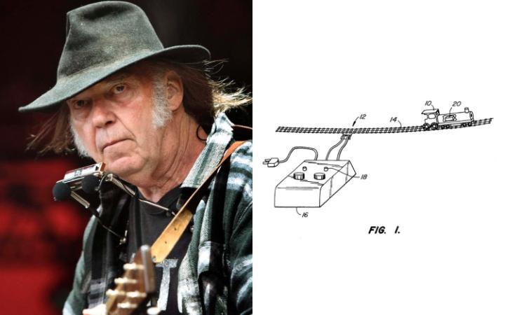 Ngoi sao Hollywood la nhung nha phat minh - Neil Young - elleman