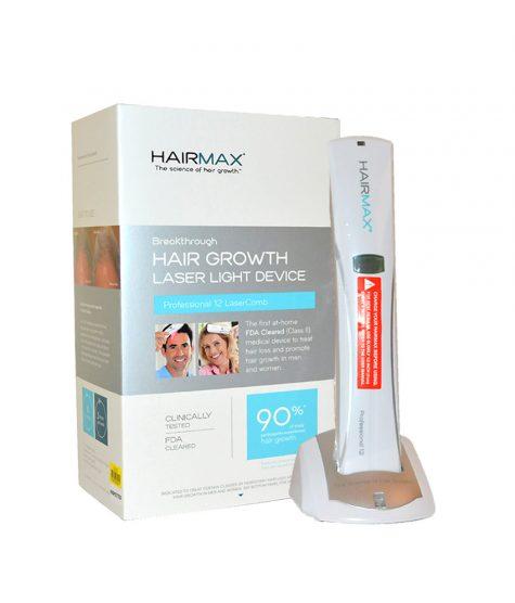 Hairmax - dòng sản phẩm lược laze thịnh hành nhất