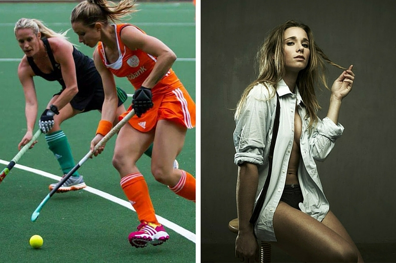 Olympics Rio 2016 - Ellen Hoog - elle man