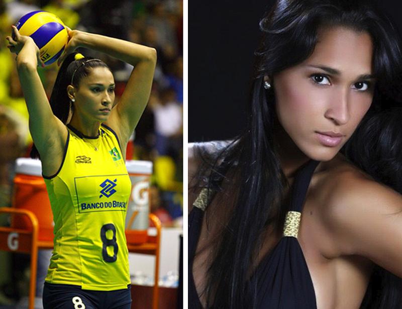 Olympics Rio 2016 - Jaqueline Carvalho 1 - elle man