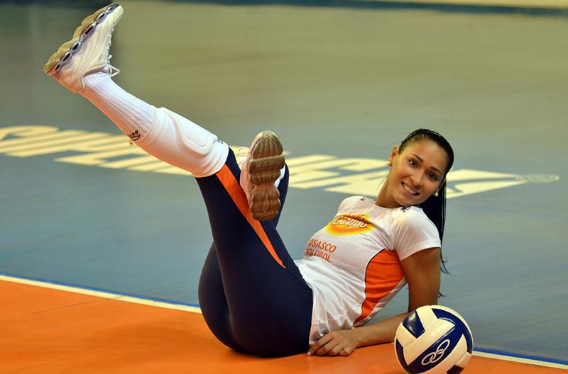 Olympics Rio 2016 - Jaqueline Carvalho - elle man
