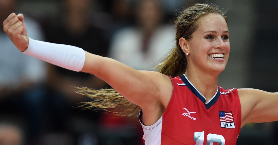 Olympics Rio 2016 - Kelsey Robinson - elle man