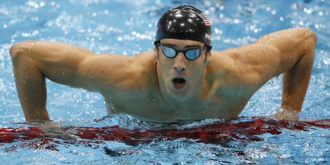 """Michael Phelps, không có giới hạn nào cho """"Người cá"""""""