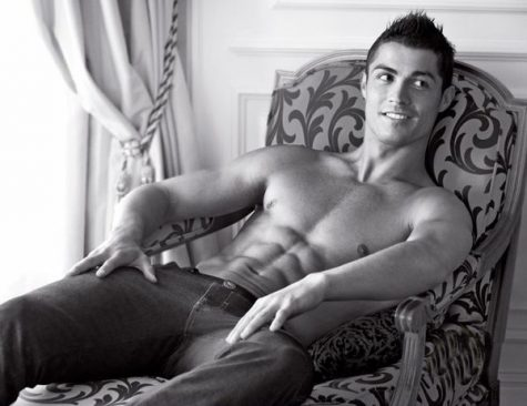 Cristiano Ronaldo trong Quảng cáo quần Jeans của Armani