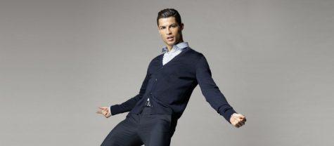 Phong cách thời trang của cầu thủ Cristiano Ronaldo