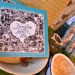 Hồ Trung Dũng ra mắt album hoài niệm về mẹ