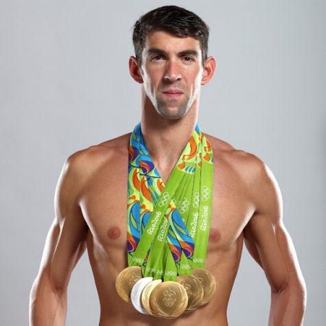 Phelps và số huy chương của anh tại Olympic Rio 2016
