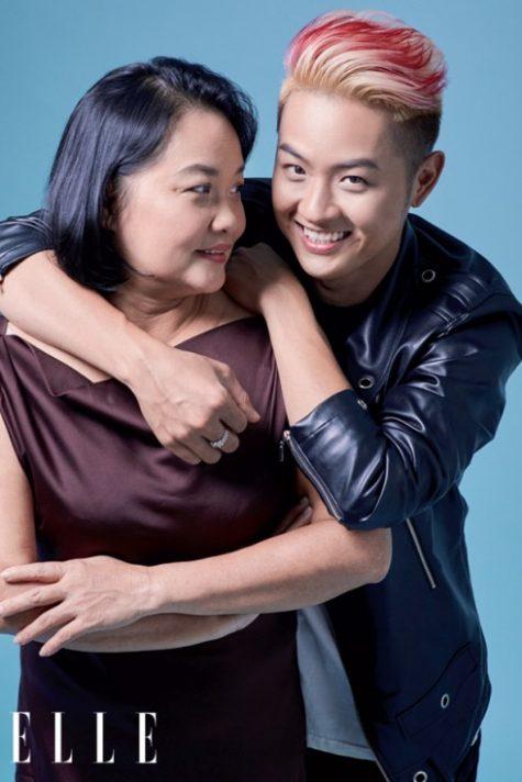 """Thanh Duy Idol: """"Mẹ là mẹ của con mà!"""""""