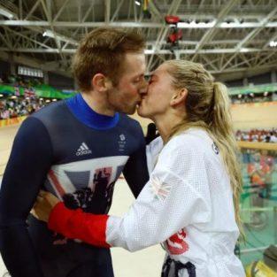 Jason Kenny & Laura Trott - Cặp đôi vàng của làng thể thao Anh quốc