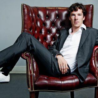 Phong cách thời trang quý ông Benedict Cumberbatch