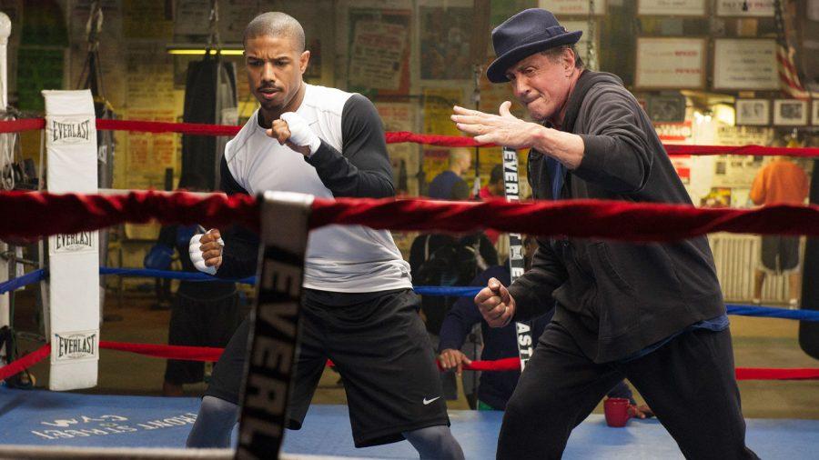 Tay đấm huyền thoại, Adonis Creed và Rocky.