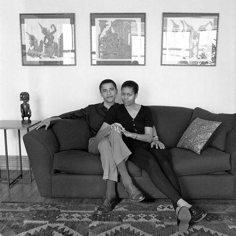 Barack và Michelle Obama, 26/5/1996