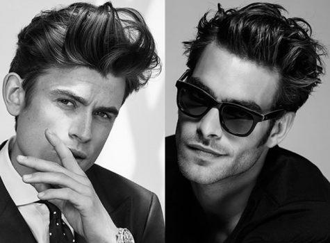 4 kiểu tóc nam cá tính cho mùa Thu 2016