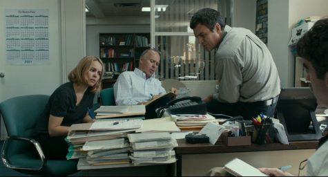 Review phim điện ảnh Tiêu Điểm: Xứng đáng tượng vàng Oscar