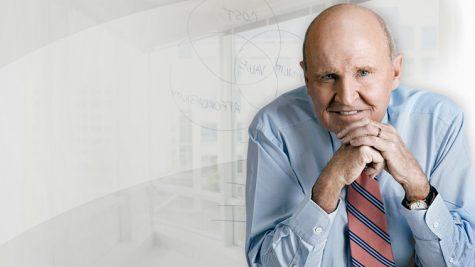 Jack Welch - Huyền thoại trong giới lãnh đạo doanh nghiệp