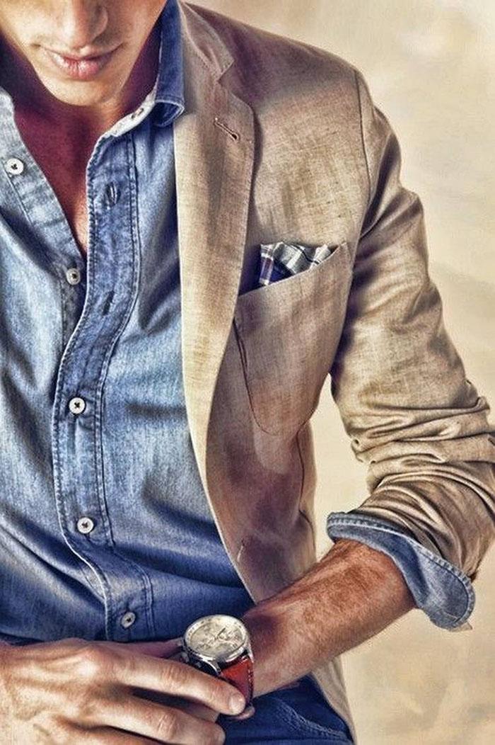 nhung-meo-phoi-voi-ao-quan-jeans-nam-so-mi-denim-blazer-elle-man-3